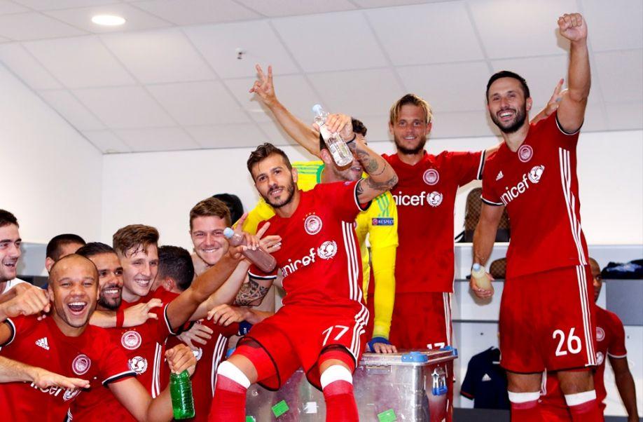 Champions-League-Play-offs: Favre mit Nizza gescheitert - Piräus in der Gruppenphase