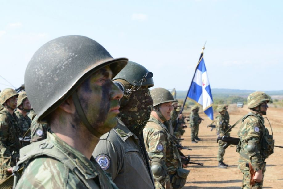 Türkei verhaftet griechische Soldaten